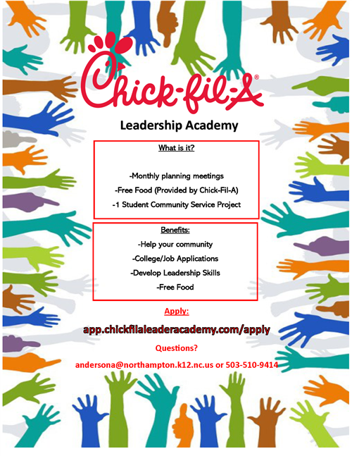 Chick Fil A Leadership Academy
