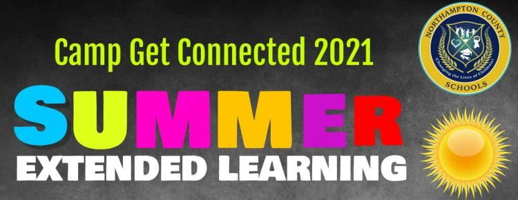 Camp Get Connected 2021 Banner